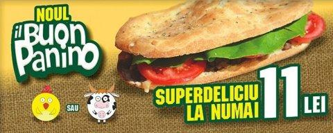 Buon Panino - Presto Pizza